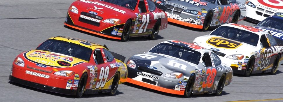 NASCAR Zooms into Top Tuesday Tickets On Sale