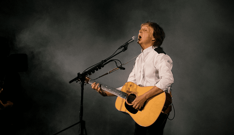 Paul McCartney Confirms 'It's A Wonderful Life' Musical In-The-Works