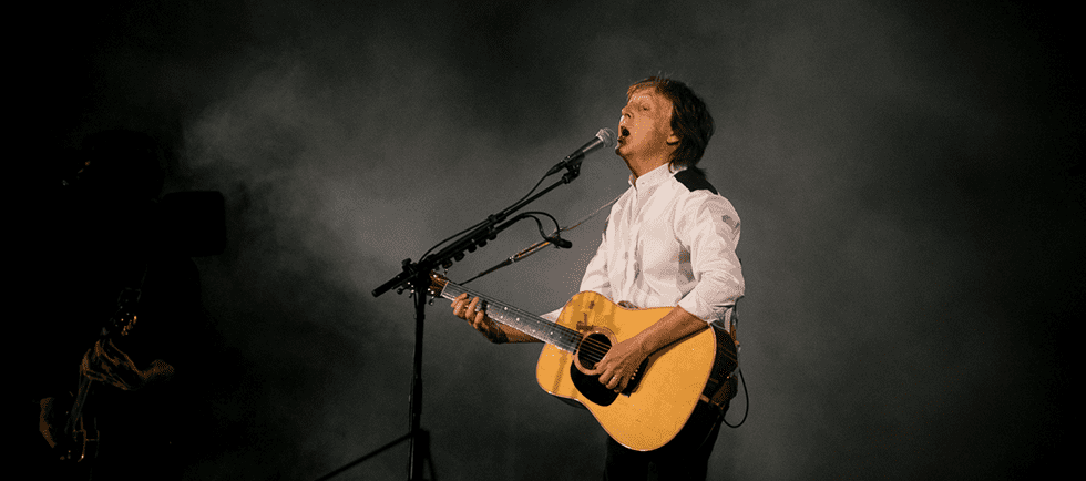 Paul McCartney Adds New Tour Dates, Takes No. 1 Spot On Best-Sellers