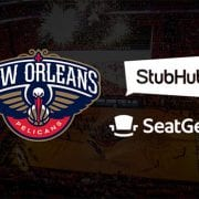StubHub Partners with SeatGeek to Offer New Orleans Pelicans Tickets
