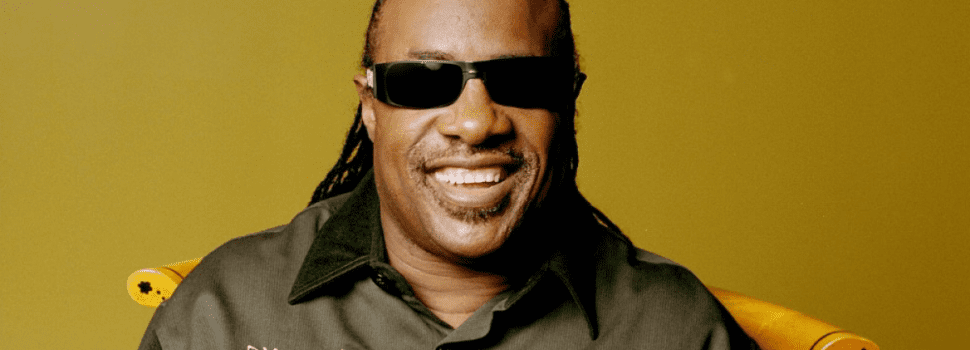 Stevie Wonder Song Party Will Celebrate Life, Love This Summer