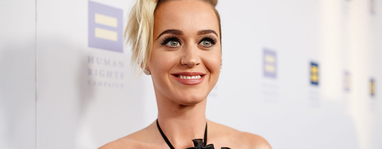 Katy Perry Gives Surprise Concert To Fan With Brain Tumor