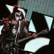 Gene Simmons and Ace Frehley Will Reunite for Harvey Benefit Show