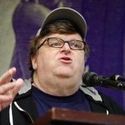 Trump, Michael Moore Debate Over Broadway Show