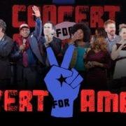 Melissa Benoist, Chris Wood Team Up For 'Concert For America'