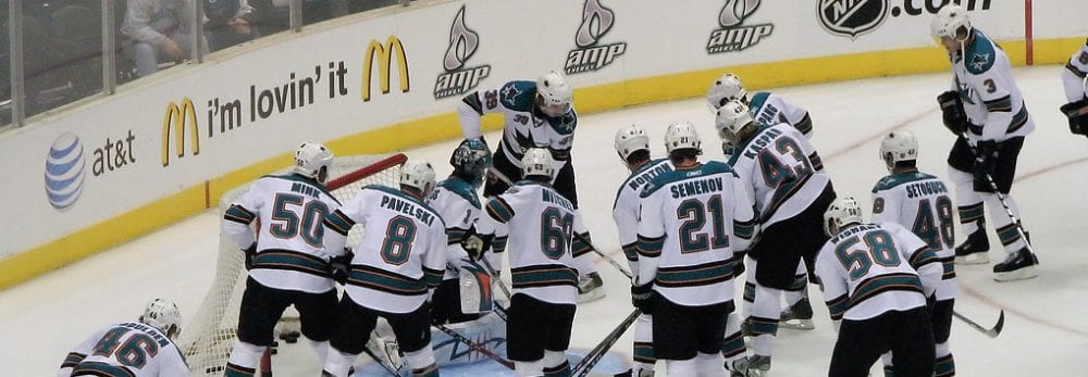 The NHL Western Conference Tops Thursday Best-Sellers