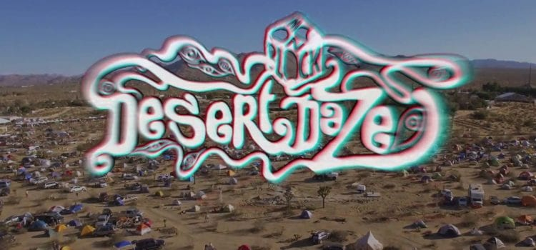 Desert Daze Festival Closes Early Due To Inclement Weather