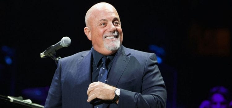 Billy Joel To Headline First-Ever Concert At Orioles' Camden Yards