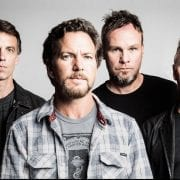 Pearl Jam Takes Top Two Spots On Tuesday Best-Sellers