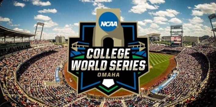 Men's College World Series Scores Top Spot On Tuesday Best