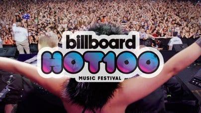 Billboard Hot 100 Festival Lineup Announced