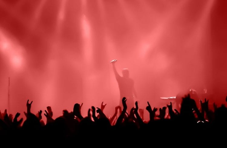 Rock Concerts Rule Valentine's Day Onsales