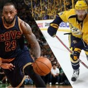 NBA, NHL Conference Finals Heating Up