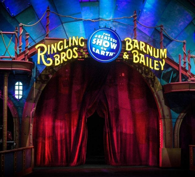 """""""Greatest Show on Earth"""" Plays Final Performances This Weekend in NY"""