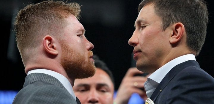 Canelo Alvarez-Gennady Golovkin Rematch Cancelled Following Doping Violation