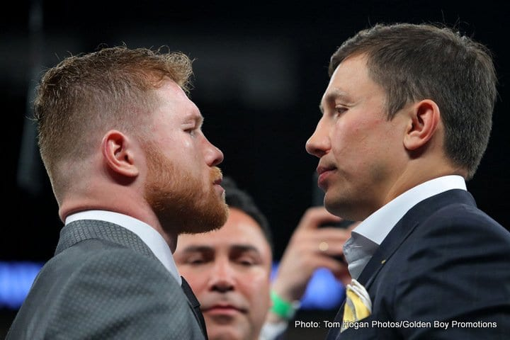 Gennady Golovkin hopes Canelo Alvarez fight will rank him with middleweight greats