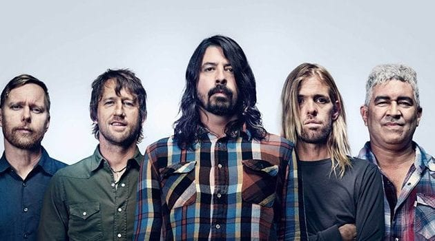 Ticket Confusion Causes Chaos at London Foo Fighters Show