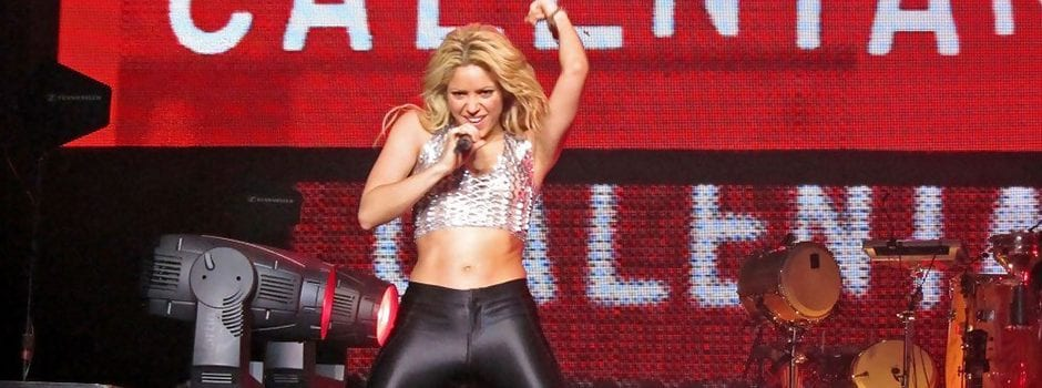 Shakira Delays Several Dates as World Tour Stumbles Out of Blocks