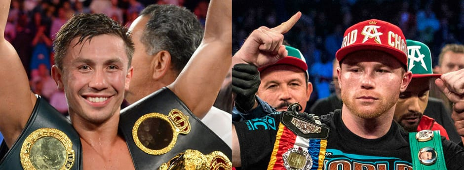 Market Heat Report: The Countdown to Canelo-GGG Continues