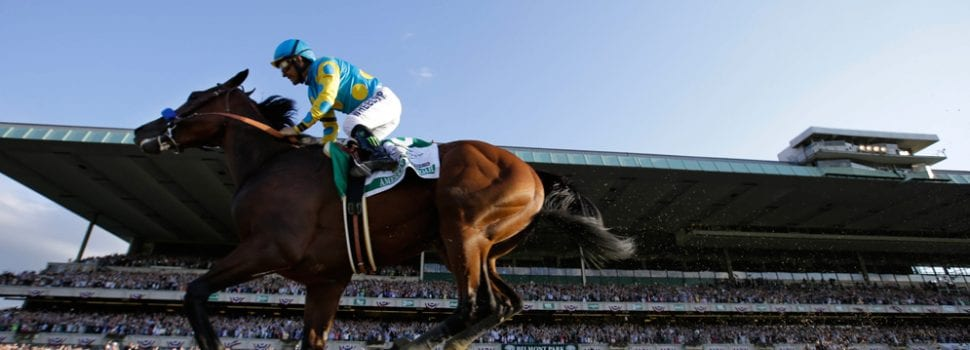 Do Belmont Stakes Sales Rely on a Triple Crown?