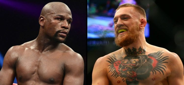Mayweather vs. McGregor Set for August in Las Vegas