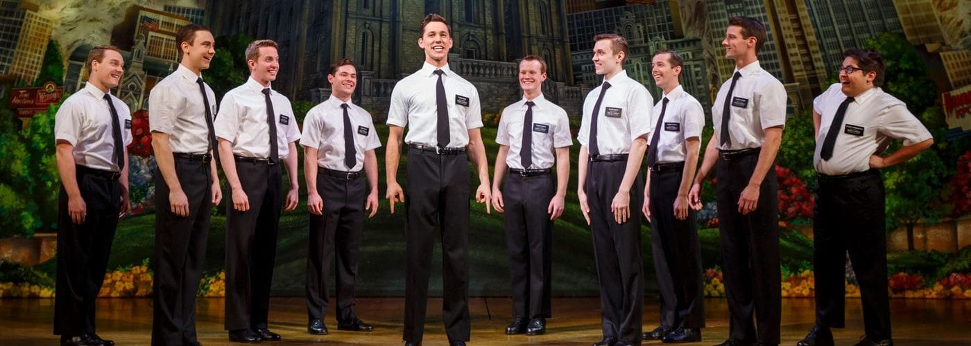 The Book of Mormon Tour Tops Thursday Onsales
