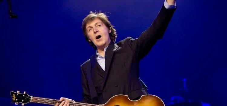Paul McCartney, Garth Brooks Among Thursday Best-Sellers