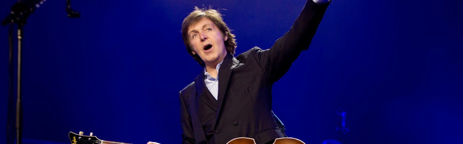 Paul McCartney's 'Freshen Up Tour' Tops Mid-Week Best-Sellers