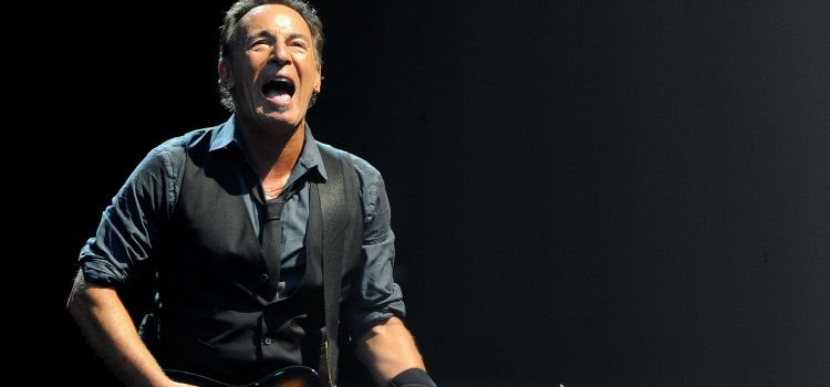 Bruce Springsteen Set to Hit Broadway Stage This Fall