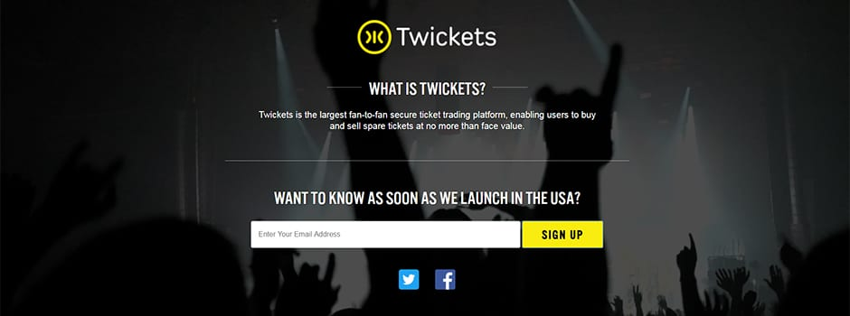 Twickets Readies Launch of Face-Value Exchange in U.S.