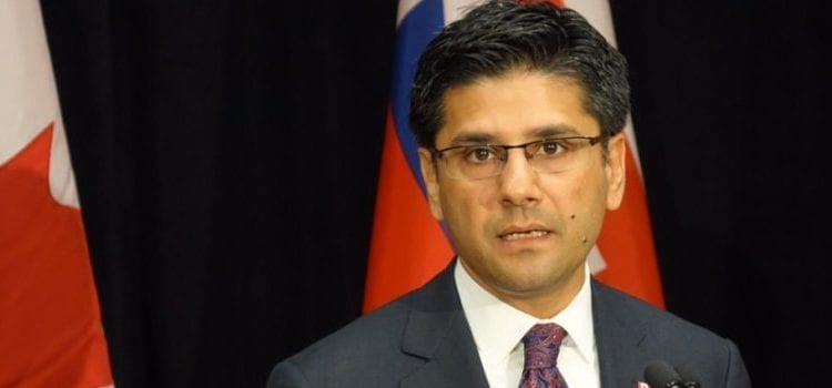 Ontario AG Naqvi Floats New Rules to Battle Scalping, Bots