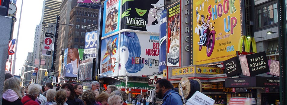 Broadway in Deep Freeze as Sales Plummet in New Year