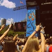 Lollapalooza Festival Surpasses Bey, Jay-Z on Best-Sellers