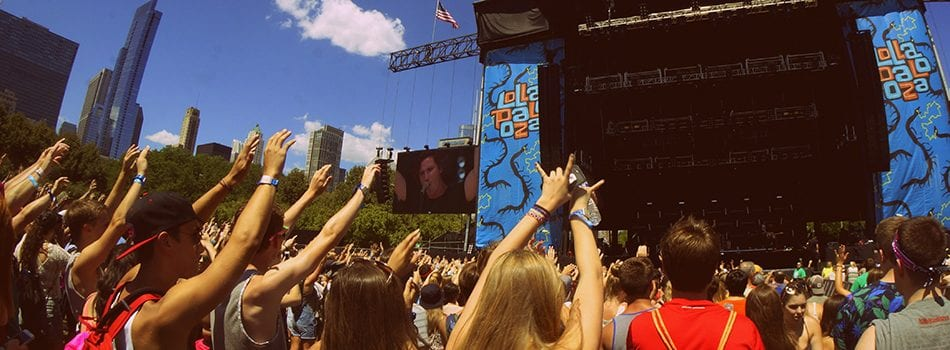 Lollapalooza Festival Surpasses Bey, Jay-Z on Best-Sellers
