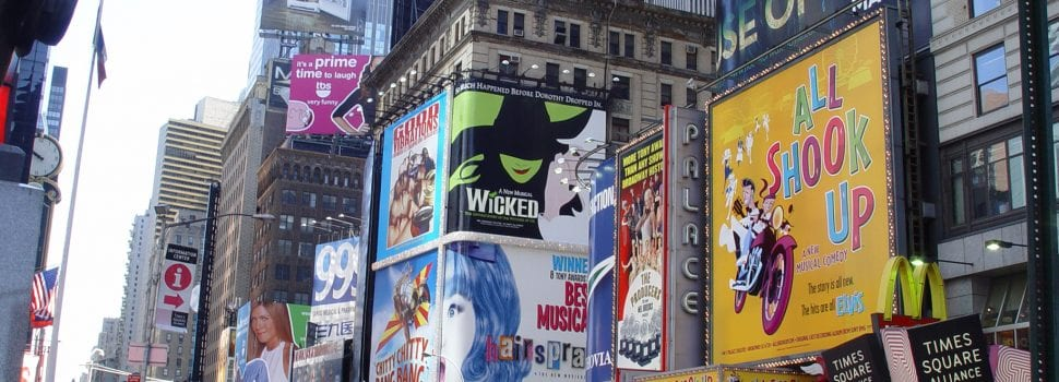 NYC Broadway Week Announces 2-for-1 Ticket Options