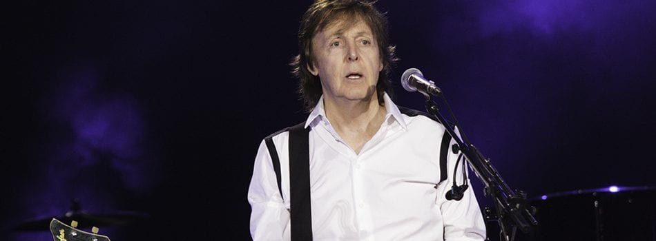 Paul McCartney's 'Freshen Up Tour' Remains Hot In Market Top 20