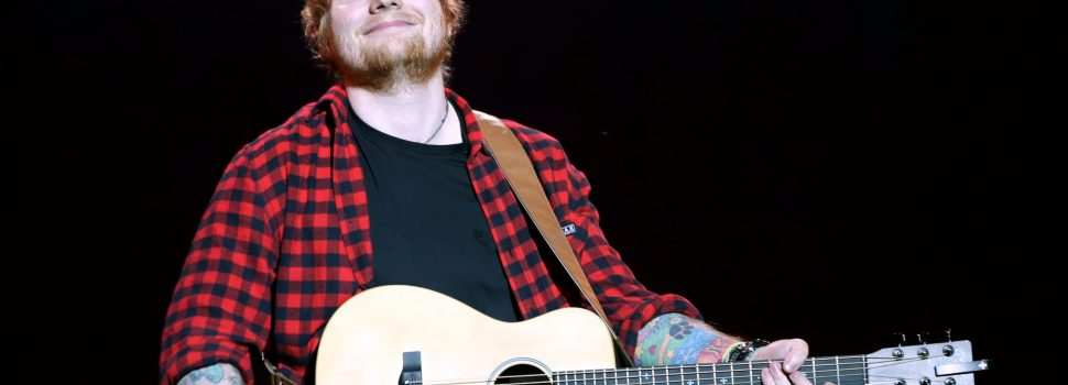 Ed Sheeran's Management Sued for Alleged Fraud by Viagogo