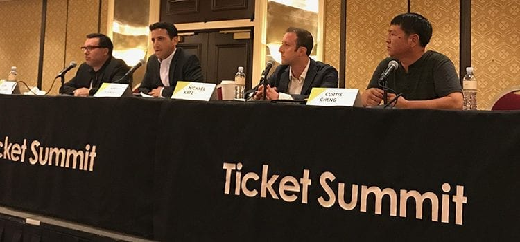 Lively Discussion Anchors Ticket Summit Industry Keynote