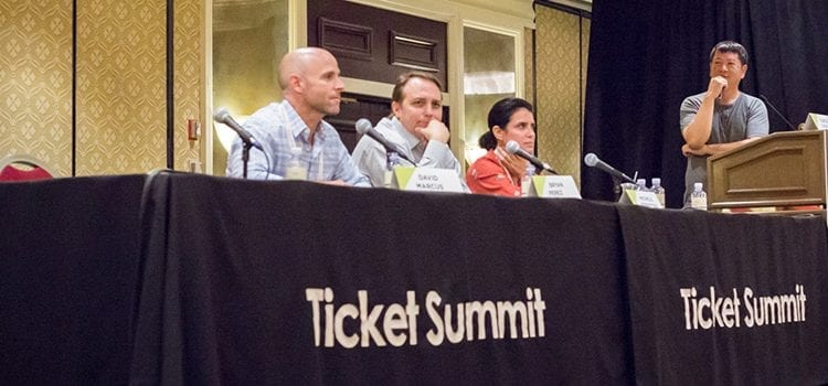 Keynote Takes Ticket Summit Guests Behind Music Industry Curtain