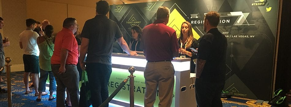 Ticket Summit 2017 Kicks Off With Casual Reception
