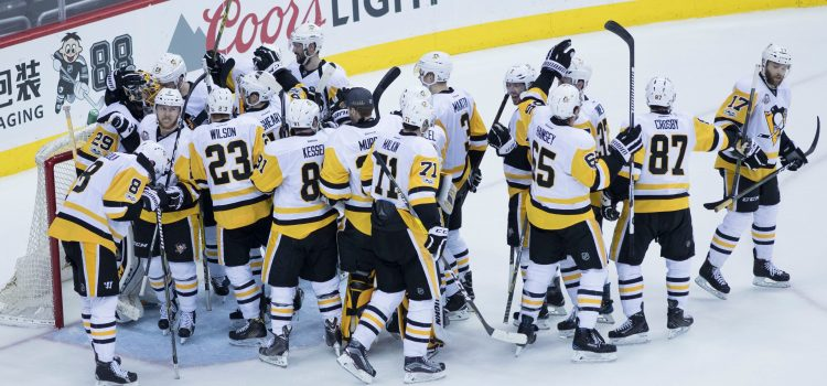 Pittsburgh Penguins Home Games Headline Thursday Tickets On Sale