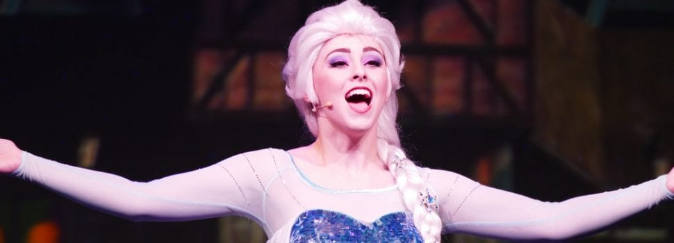 Tickets for Disney's Frozen on Broadway on Sale Monday