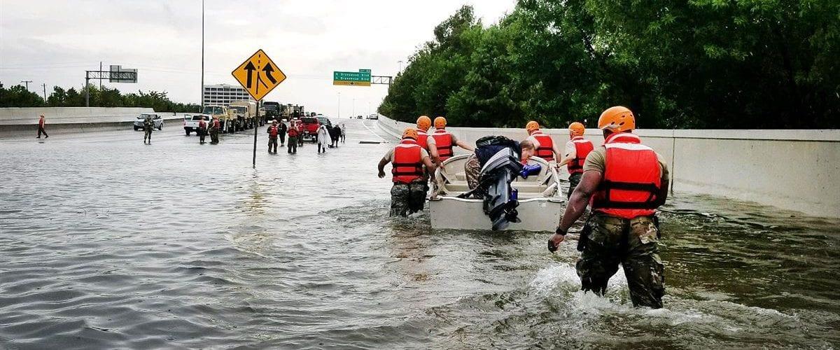 Harvey Forces Postponement, Relocation of Houston Events