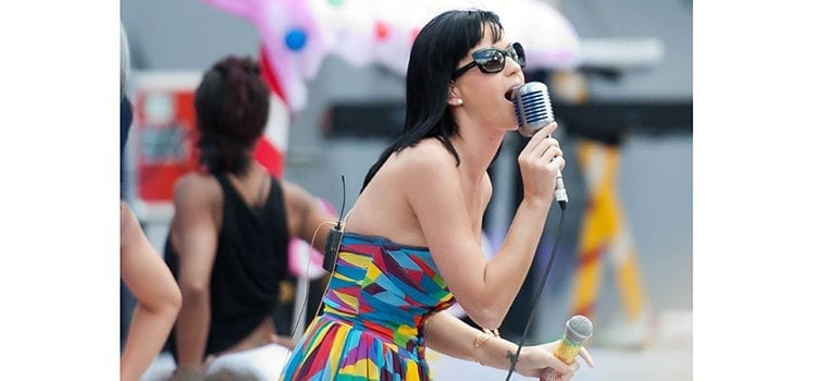 Katy Perry Postpones Several Dates Due to Technical Issues