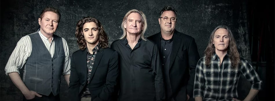 The Eagles Start Week at Number One Spot on Best Sellers List