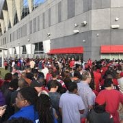 Massive Ticketmaster Outage Snarls Lines at Sporting Events