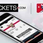 Tickets.com Partners With Minor League Baseball