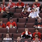 Ottawa Senators Make Arena Smaller to Create Scarcity