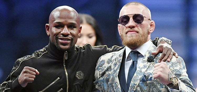 Mayweather-McGregor Falls Far Short of Live Gate Record