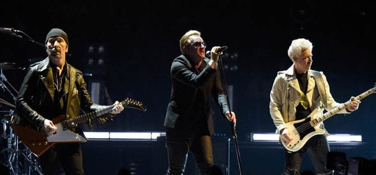 Did U2 Drop its Kansas City Prices to Meet Lower Demand? | Ticket News